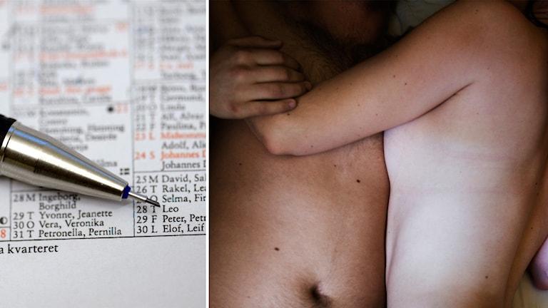 Schemalägg ditt sexliv