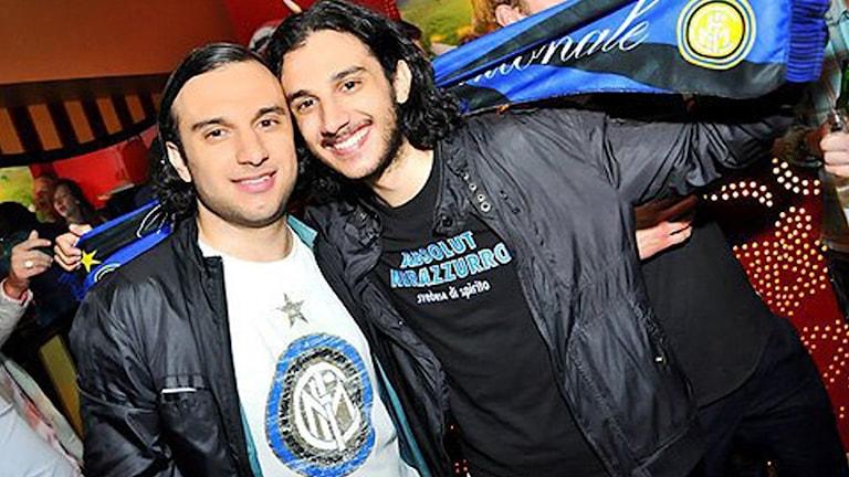 Farzad och Ramin Nouri