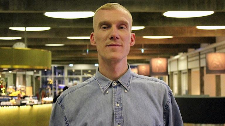 Björn Nilsson (aka Kapten Röd).