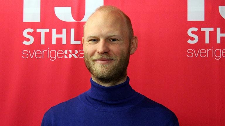 Psykologen Oskar Henrikson.