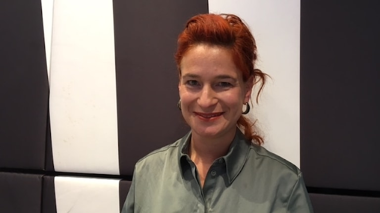 Sandra Dahlén, sexualupplysare och författare.