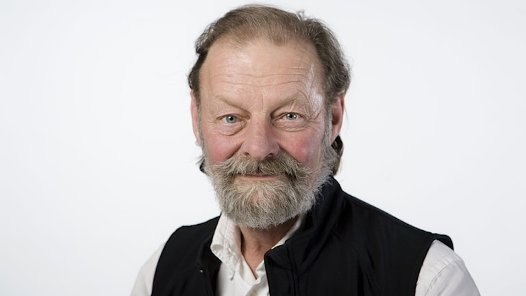 Lars-Åke Gustavsson, trafikreporter. Foto:  Björn & Eva Dalin/Sveriges Radio