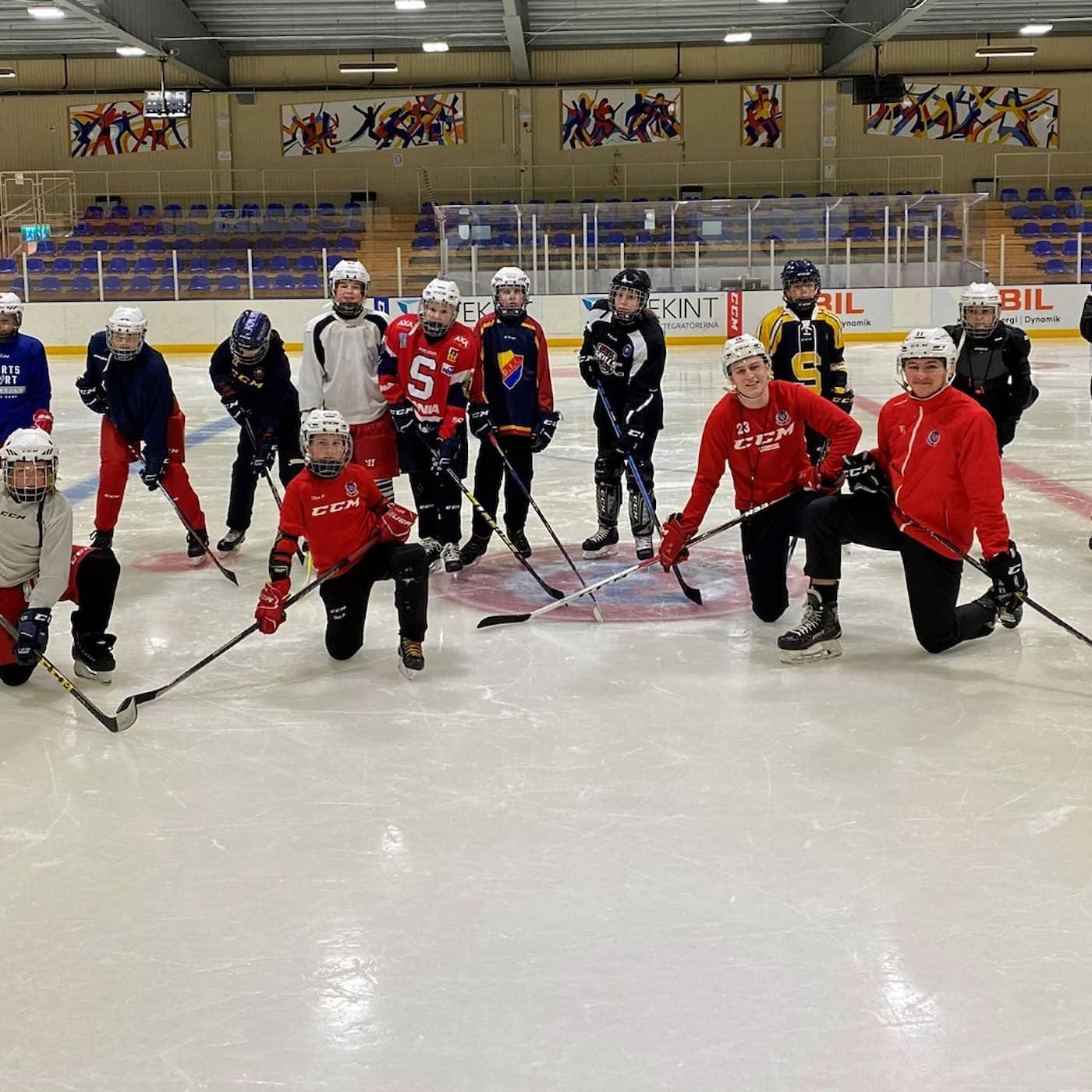 """""""Hockey är en sport för alla"""""""