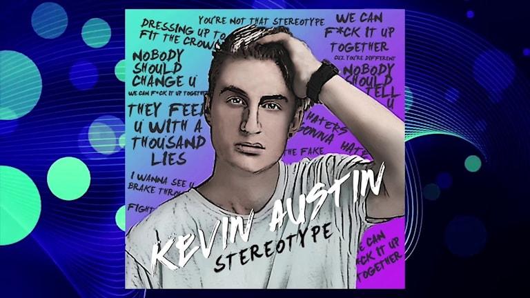 Kevin Austin är adderad på P3:s spellista.