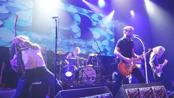 Gain Eleven. Foto: Sveriges Radio