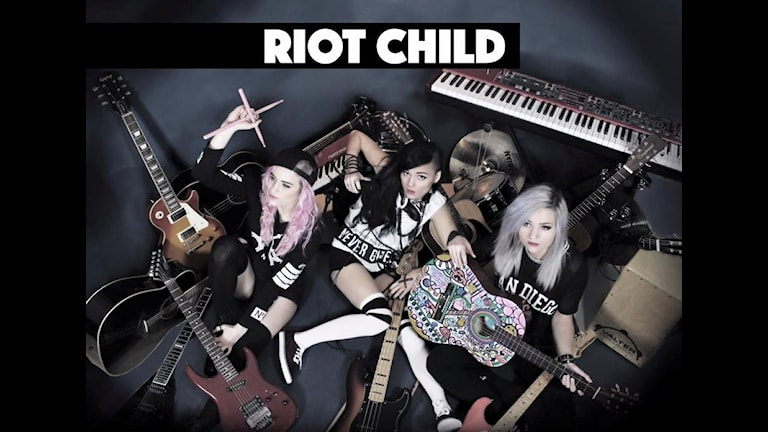 Riot Child