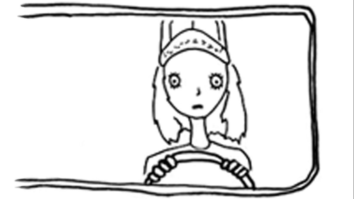 Alla Balla Kan del 3: Chauffören Tindra gör sitt trucktrick och om ormen Gasmasken (Ill: Mattias Olsson)