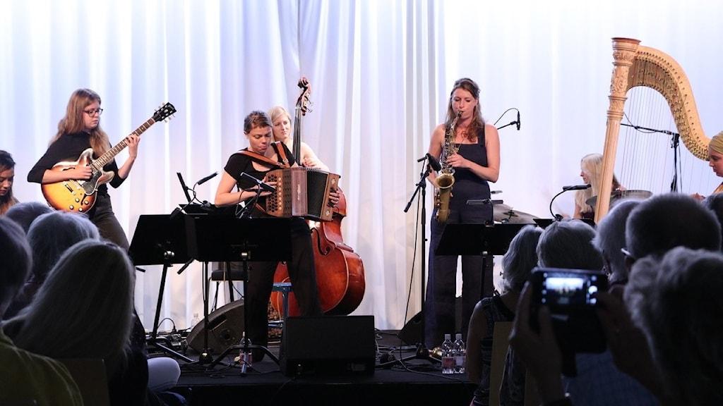 Ystad Sweden Jazz Festival, Foto: Evelina Galli