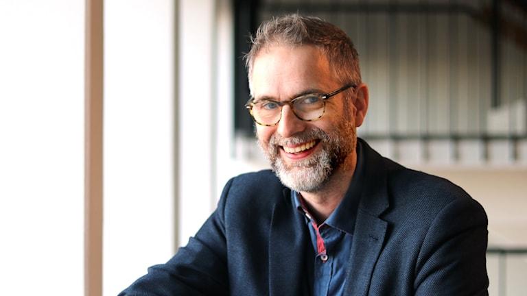 Johan Korssell. Foto: Olle Björkman/Sveriges Radio