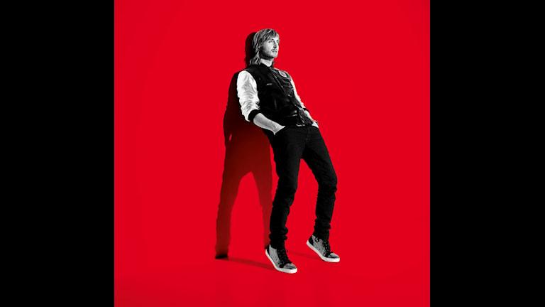 David Guetta spelar på Summerburst 2012. Pressbild.