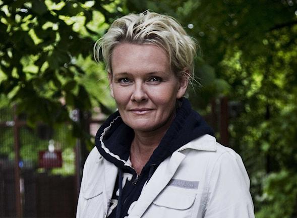 Eva Dahlgren. Foto: Mikael Andersson/Sveriges Radio
