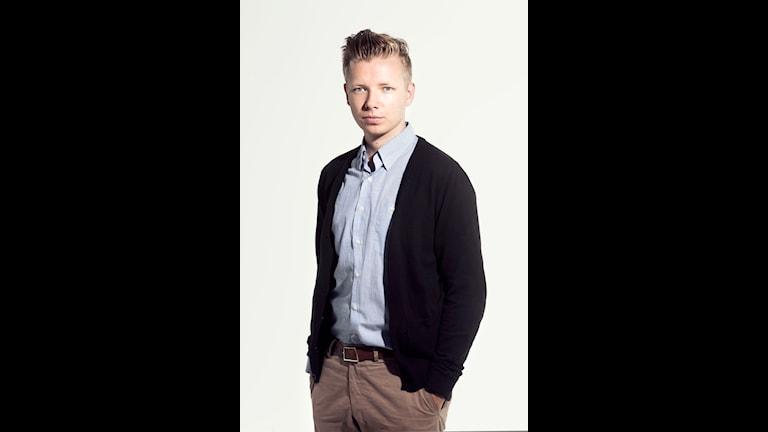 Emanuel Karlsten. Foto Martin Ridne.