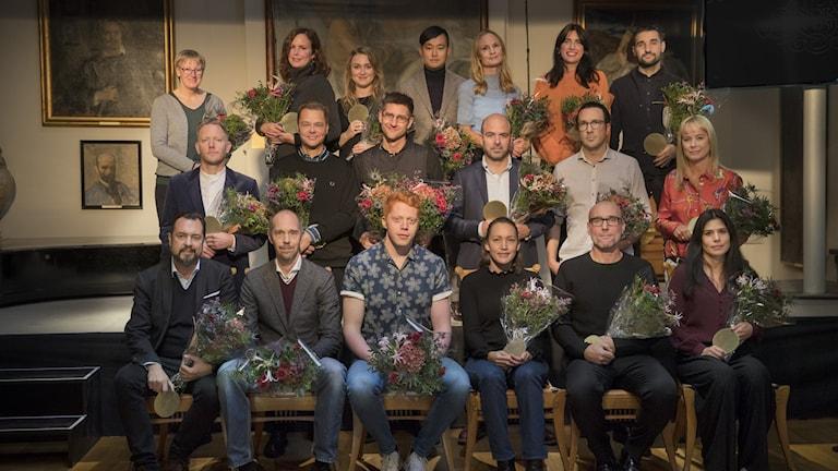 Nominerade Stora Journalistpriset 2019
