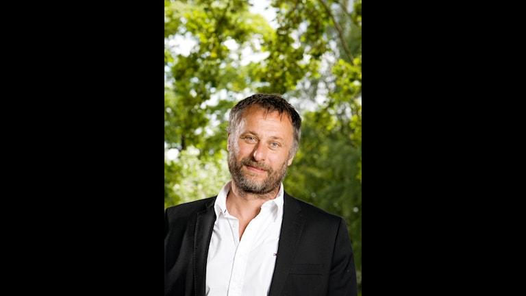 Michael Nyqvist Foto: Mattias Ahlm/Sveriges Radio