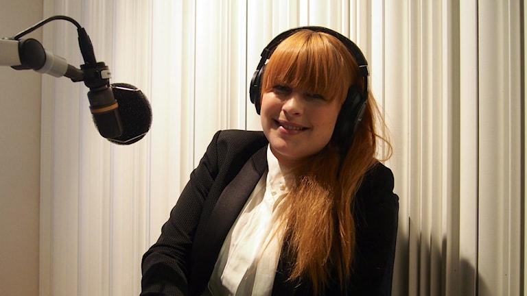 Linnea Henriksson. Foto: Karin Eller/Massa Media