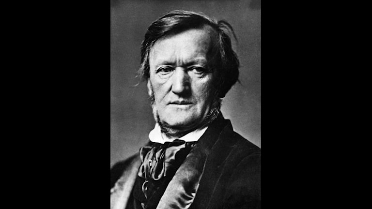 Richard Wagner. Foto: SVT Bild