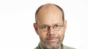 Dag Malmqvist, Radiosporten P4. Foto: Johan Ljungström/Sveriges Radio