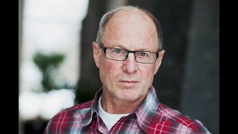 Allan Linnér, Radiopsykologen i P1 Foto: Mattias Ahlm, Sveriges Radio