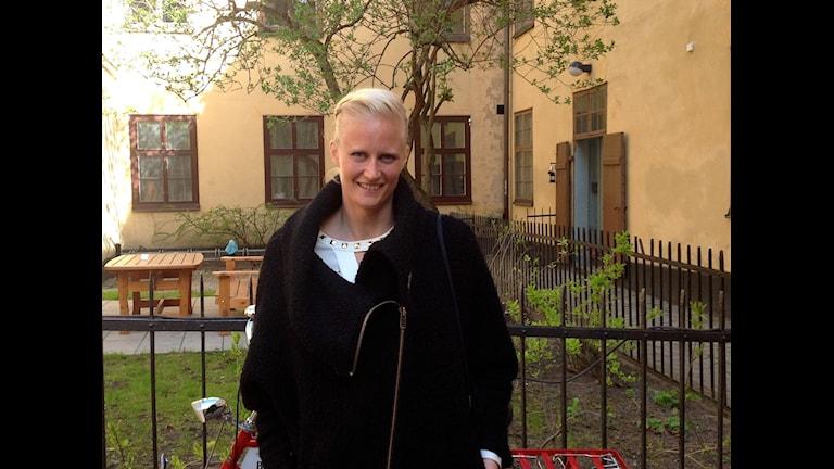 """Carolina """"Carro"""" Klüft. Foto: Birgitta Tollan"""