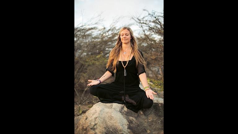 """Rachel Brathen. """"yoga girl"""". Foto: Ben Kane/Bonnier"""