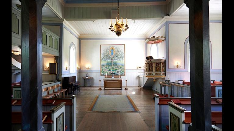 Slottskapellet Jönköping. Foto: Tommy Hvitfeldt/ Hvitfeldt produktion