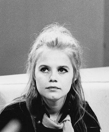 Lena Nyman. Foto: SVT Bild