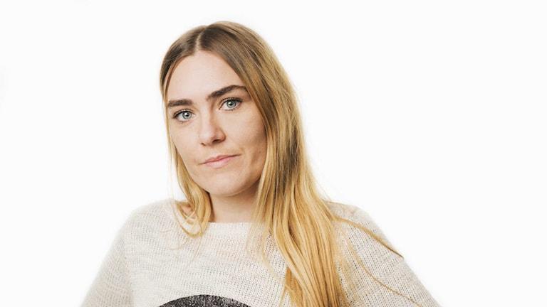 Susanna Andrén. Foto: Mattias Ahlm/Sveriges Radio