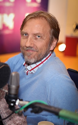 Erik Blix Foto: Åsa Stöckel/Sveriges Radio