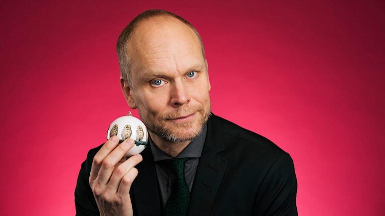 Kristian Luuk. Foto: Mattias Ahlm/Sveriges Radio