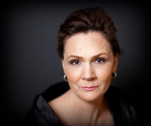 Anna Larsson. Foto: Göran Eliasson
