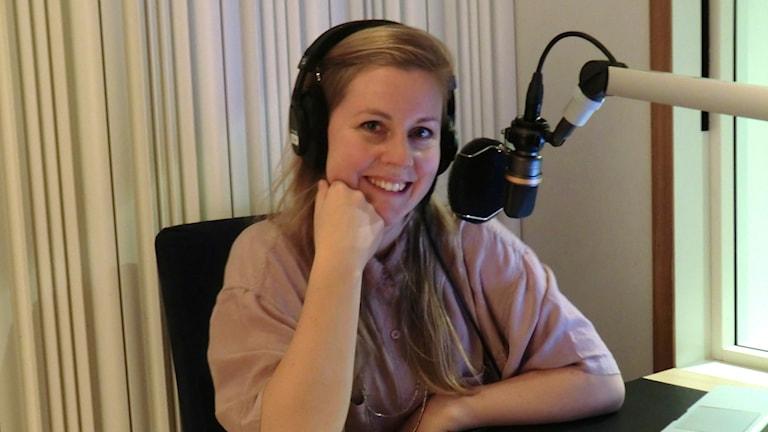 Linnea Olsson. Foto: Karin Eller/Massa Media