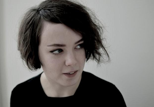 Klara Lewis. Foto: Hampus Högberg