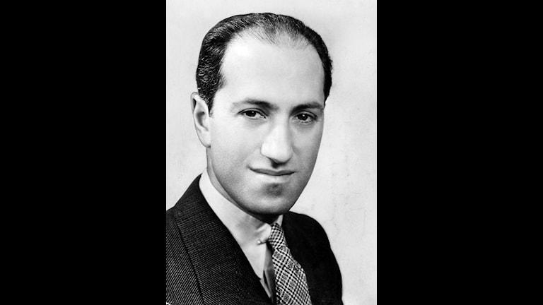 George Gershwin. Foto: SVT Bild