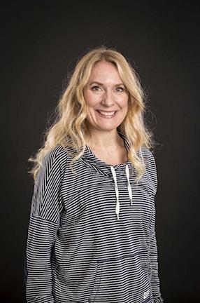 Annika Lantz Foto: Micke Grönberg/Sveriges Radio