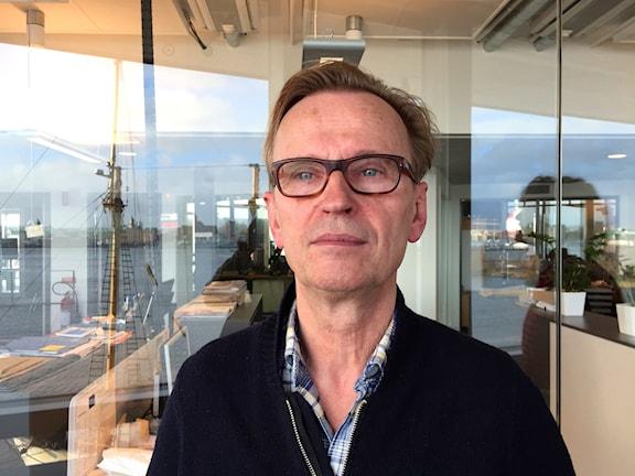 Johan Ulveson Foto: Bertil Karlsson