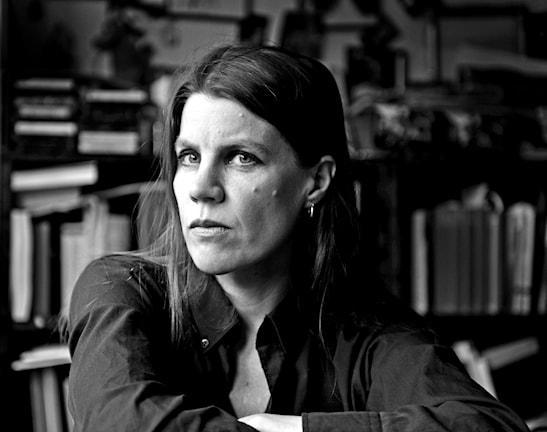 Helena Eriksson Foto: Annika von Hausswolff