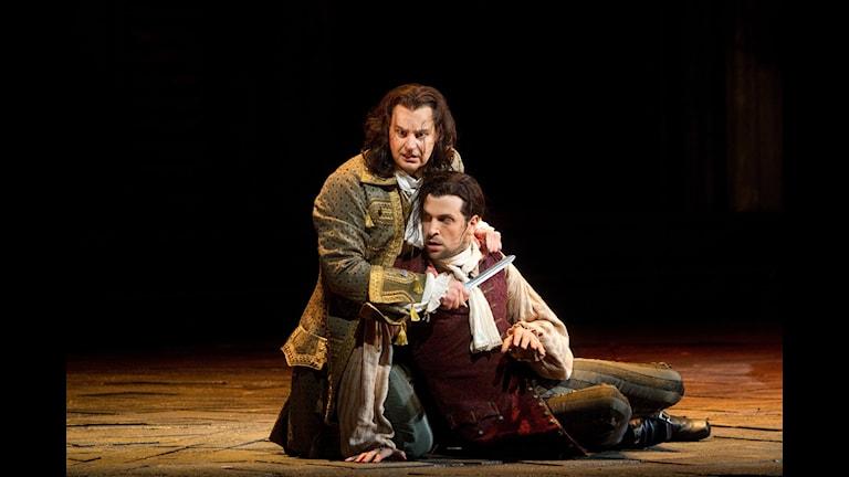 Don Giovanni Foto: Marty Sohl  Metropolitan Opera