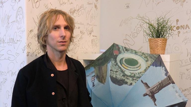 Love Antell är gästredaktör i Musikguiden. Foto: Karin Eller/Massa Media