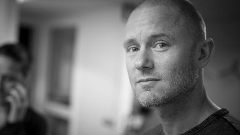 Mattias Ahlm, fotograf. Foto: Sveriges Radio
