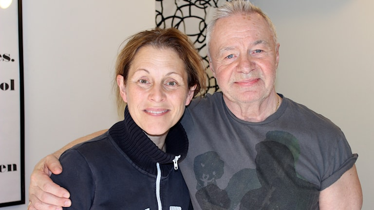 Jerry Williams möter Helen Sjöholm
