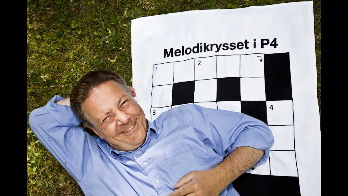 Anders Eldeman Foto: Olivia Mariette Borg/Sveriges Radio