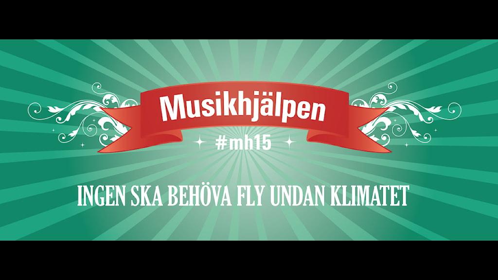 Musikhjälpen logotyp 2015