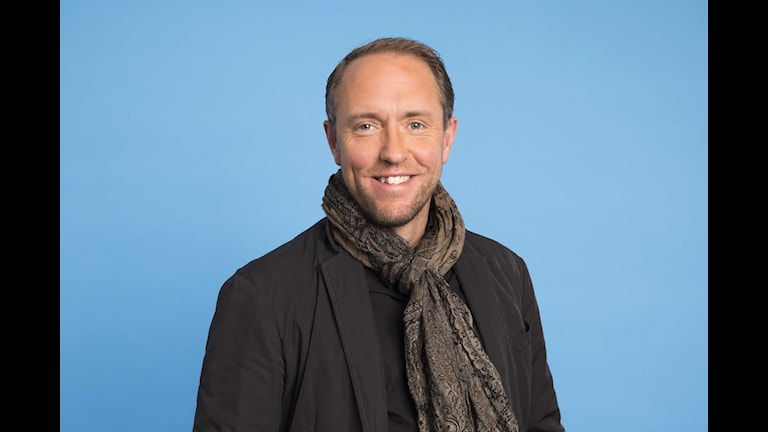 Mattias Klum. Foto: Mattias Ahlm/Sveriges Radio