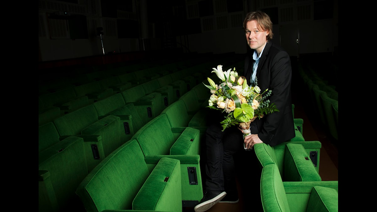 Jörgen Lind Foto: Stina Gullander /Sveriges Radio