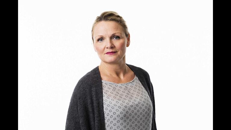 Carolina Wikström. Foto: Mattias Ahlm/Sveriges Radio