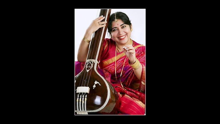 Soma Ghosh. Foto: Pressbild