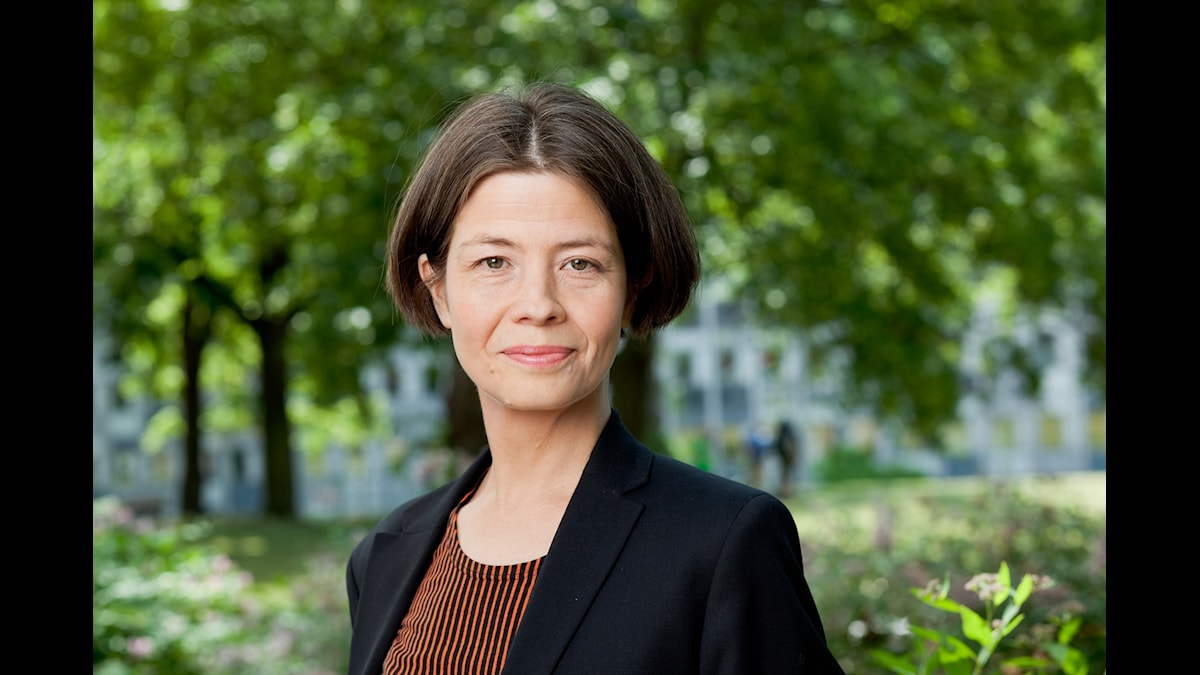 Yukiko Duke. Foto: Mattias Ahlm/Sveriges Radio