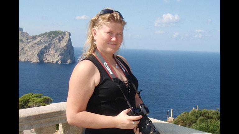 Marina Johansson. Foto: Privat