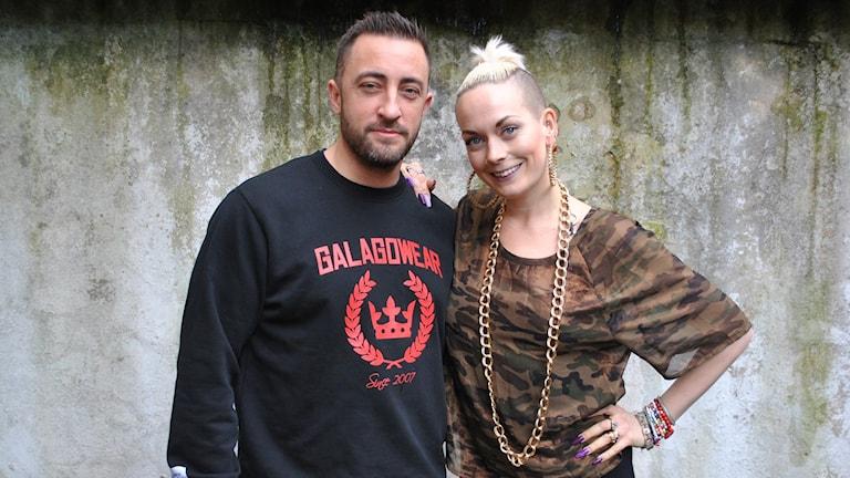 Anders och Sanna Bråding
