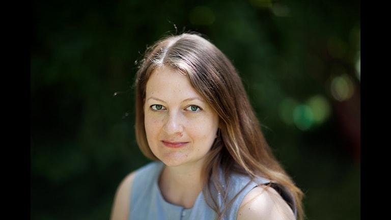 Maggie Strömberg. Foto: Anna Bank